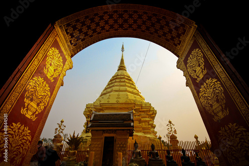 Wat Phra That Doi Suthep Poster