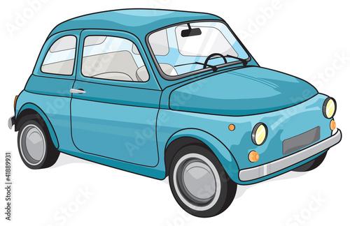 Photo Fiat 500 car