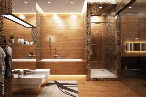 Fototapeta Bathroom3 obraz