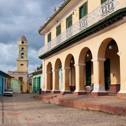 Trinidad, Cuba (2) Canvas Print