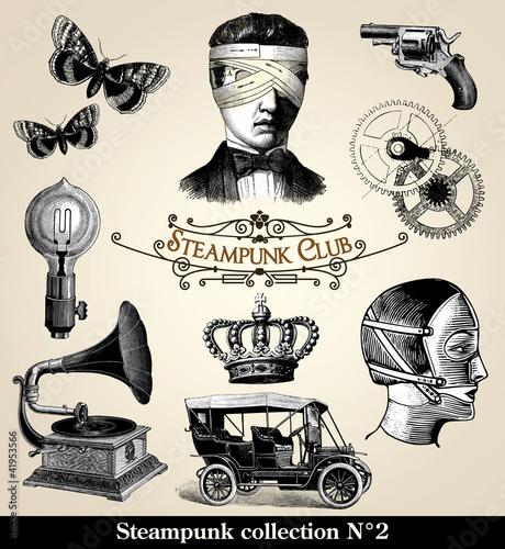 Valokuva  Steampunk collection 2