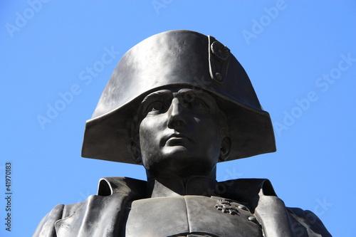 Fotografia Napoleon Bonaparte statue in Warsaw