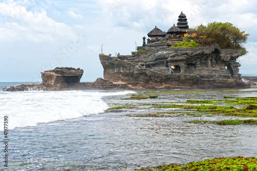 Foto op Plexiglas Indonesië The Tanah Lot Temple, Bali, Indonesia.