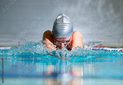 Fotografía  breaststroke