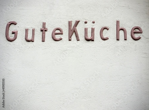 Gute Kueche Buy This Stock Photo And Explore Similar Images At