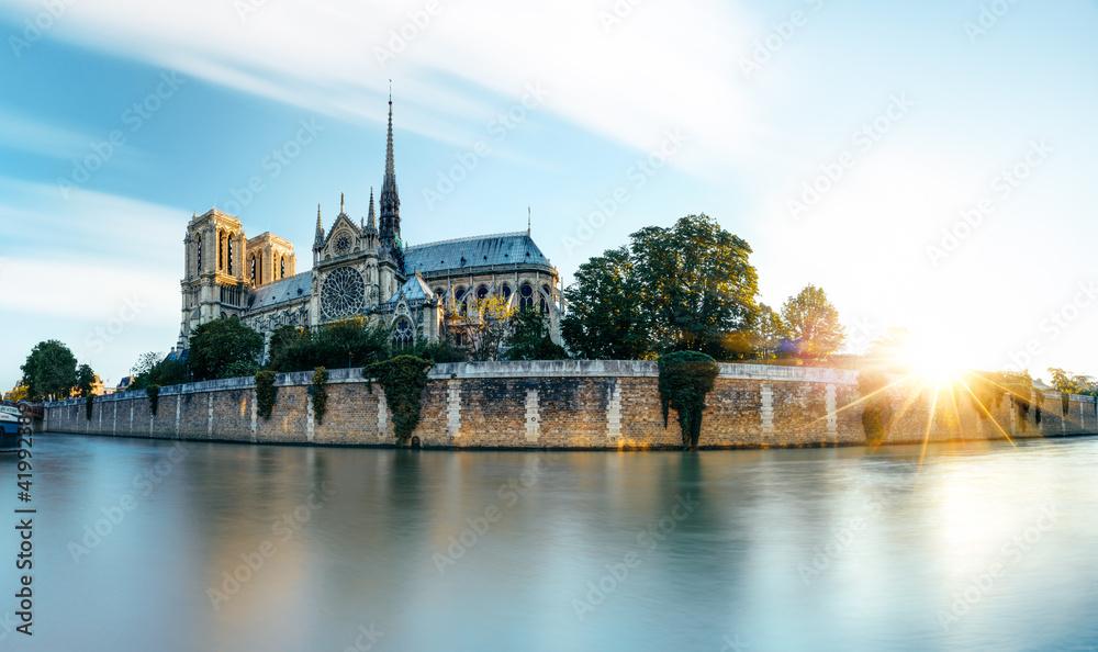 Fototapety, obrazy: Notre Dame de Paris, France