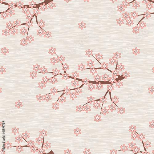 kwiat-wisni-bez-szwu-desen