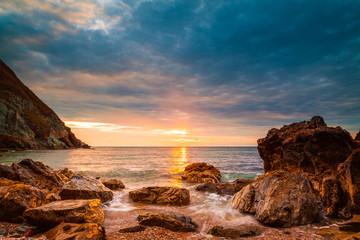 Fototapeta Howth Cloudy Sunrise