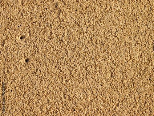 Deurstickers Droogte Waimanalo Beach Sand