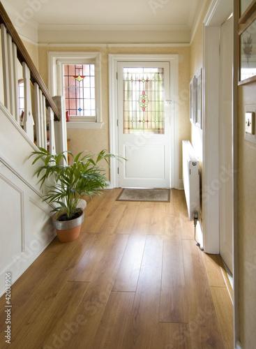 hallway Fototapet