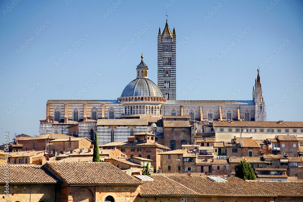 Cathedral of Siena Foto, Poster, Wandbilder bei EuroPosters