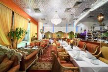 Eastern Interior Of Luxury Res...
