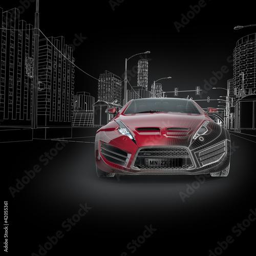 projekt-samochodu-sportowego-oryginalny-projekt-samochodu