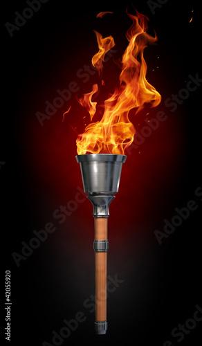 Cuadros en Lienzo Olympic flame