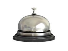 Reception Bell (chrome)