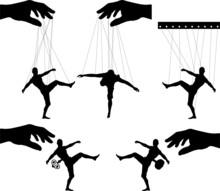 Marionettes. Third Variant