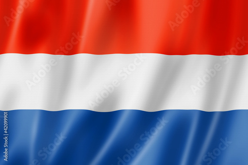 Obraz Netherlands flag - fototapety do salonu