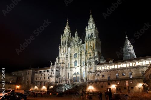 Foto Catedral de Santiago de Compostela - La Coruña