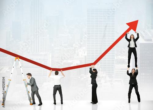 praca-zespolowa-i-zysk-firmy