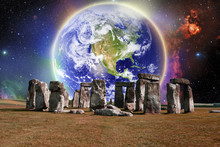 Stonehenge Earth