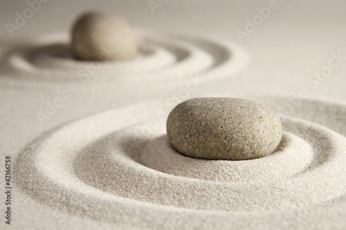 Foto op Plexiglas Stenen in het Zand Stones