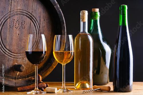 Valokuvatapetti Winery