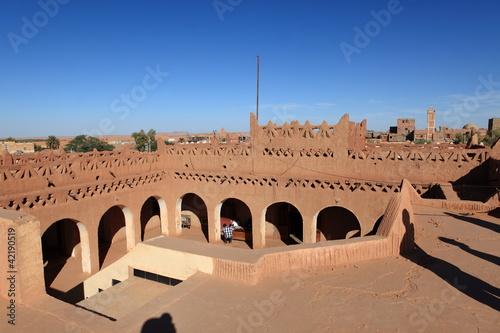 Wall Murals Algeria Burgen der Sahara