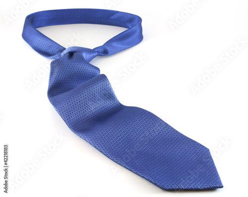 Fotografie, Obraz  Blue Tie