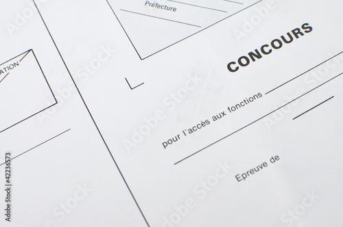 Foto  Concours
