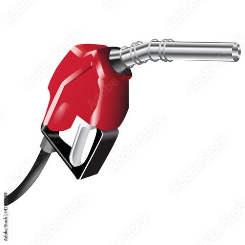 Fotografie, Obraz  Gas pump
