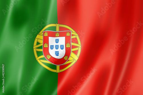 Foto  Portuguese flag