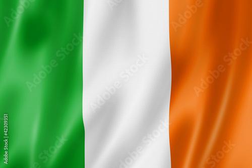 Fotografie, Obraz  Irish flag
