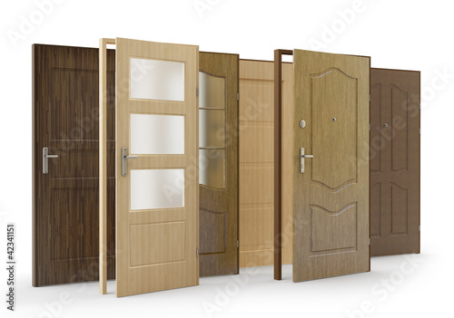 Photo  Doors Collection 2