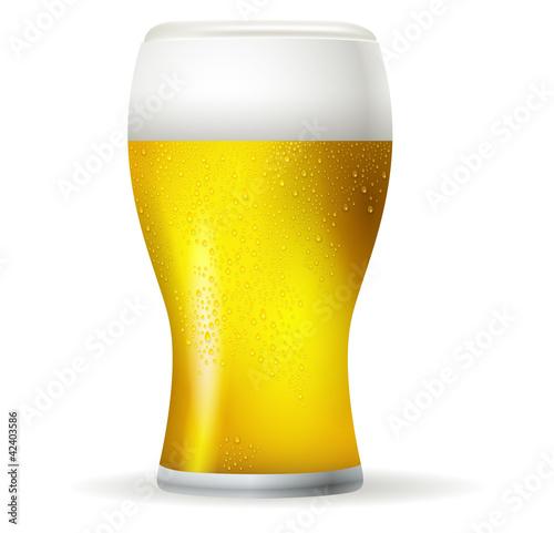 Birra chiara Poster