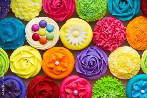 Photo  Cupcakes