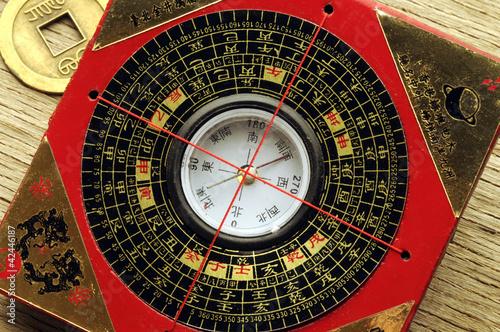 Fotografia  羅庚 Luopan 羅盤 Китайский компас Kompas