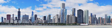 Chicago City Urban Skyline Pan...