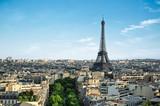 Fototapeta Fototapety z wieżą Eiffla - Tour Eiffel Paris France