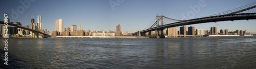 Fotobehang Brooklyn Bridge Brooklyn Bridge, New York