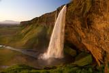 Seljalandsfoss, Wasserfall in Island