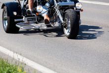 Trike Auf Der Straße