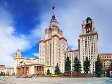 Lomonosov Moscow State University, Main Building
