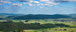 Panorama hessisches Bergland