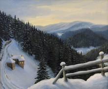 Snowy Fairytale