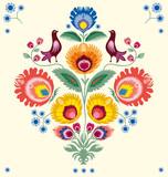 Kwiaty lowickie - 42574356