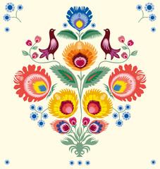 Kwiaty lowickie