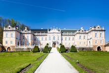 Nove Hrady Palace, Czech Republic