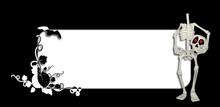 Headless Skeleton Banner