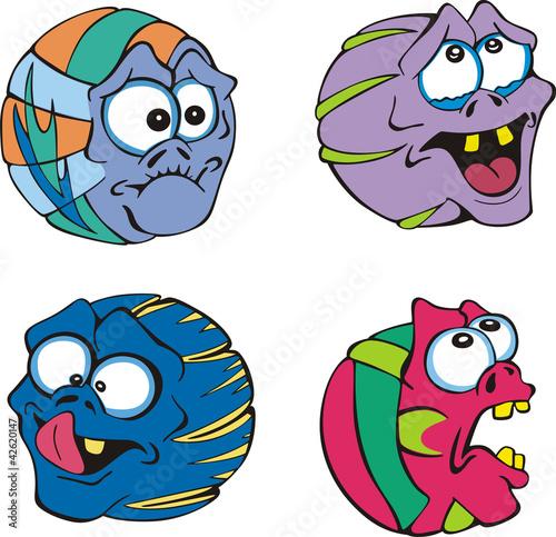 Ugly Balls