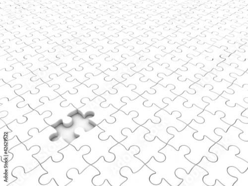 Solution - Missing piece © Ayzek
